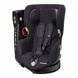 Maxi-Cosi Axiss Swiveling Toddler Car Seat, Extra Secure Fit, Reclining, 9 Months-4 Years, 9-18 kg, Triangle Black