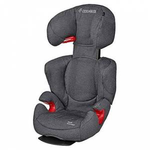 Maxi-Cosi Rodi AirProtect Child Car Seat, Lightweight Highback Booster, 3.5-12 Years, 15-36 kg, Sparkling Grey