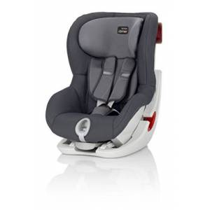 Britax Römer KING II Group 1 (9-18kg) Car Seat - Storm Grey