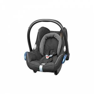 Maxi-Cosi Maxi Cosi CabrioFix Baby Car Seat Group 0+, ISOFIX, 0-12 Months, 0-13 kg, Black Diamond