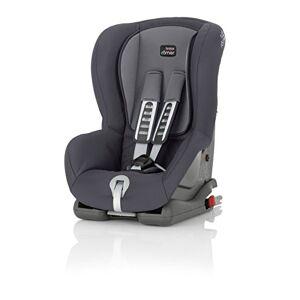 Britax Römer car seat, DUO PLUS Isofix group 1 (9-18 kg),Storm Grey