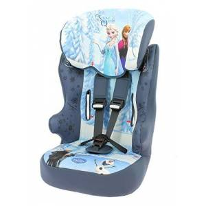 MyCarSit Racer Car Seat for Kids, Group 1/2/3 (9 to 36 kg), Disney Frozen