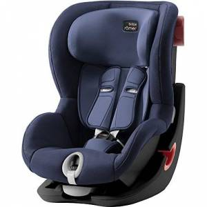 Britax Römer car seat 9-18 kg, KING II BLACK SERIES, group 1, Moonlight Blue