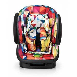 Cosatto Hug Car Seat Group 123, 9-36 kg, Spectroluxe
