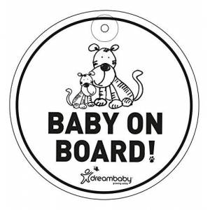 Dream Baby Dreambaby Baby On Board Sign