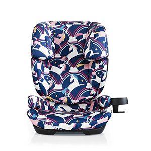 Cosatto Skippa Fix Car Seat Group 23, 15-36 kg, Magic Unicorns