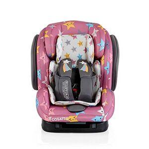 Cosatto Hug Isofix Car Seat Group 123, 9-36 kg, Happy Stars