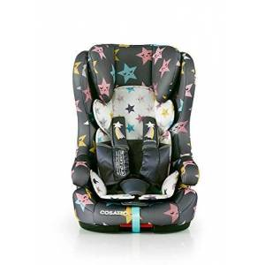 Cosatto Hubbub Isofix Car Seat Group 1 2 3, 9-36 kg, Happy Hush Stars