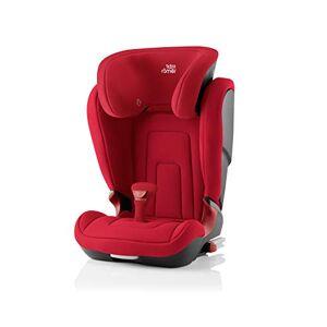 Britax Römer car seat 15-36 kg, KIDFIX 2 R Isofix group 2/3, Fire Red