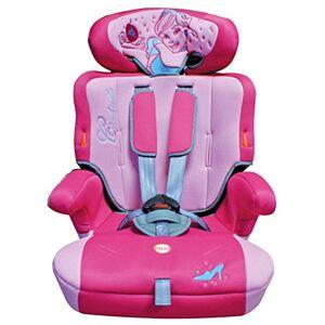 Disney Baby Child Seat Princess 1/2/3 9-36 Kg (12 Months, Pink)