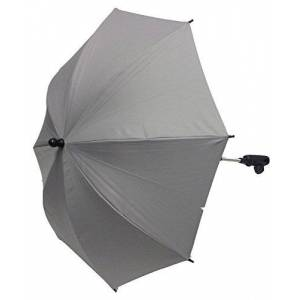 For-your-Little-One Baby Parasol Compatible with Uppababy Stroller Buggy Pram Grey