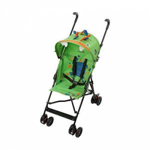 Safety 1st Buggy Crazy Peps Spike Green Pram Stroller Baby Cart 1187540000