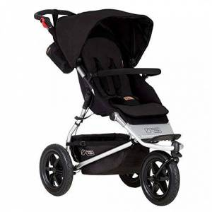 Mountain Buggy Urban Jungle Pushchair (2015), Black