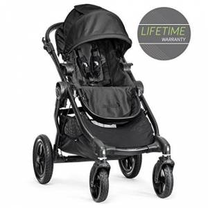 Baby Jogger City Select Single Stroller Black