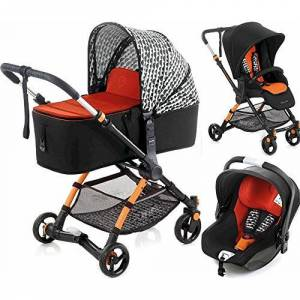 Jané minnum Formula i-koos-Micro - Pram, Buggy, Three Pieces Clouds Clouds