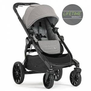 Baby Jogger City Select LUX Single Pushchair Slate