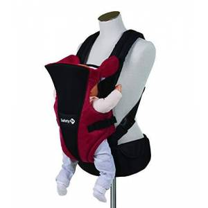 Safety 1st Uni-T Baby Carrier, Ribbon Red Chic