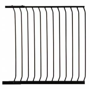 Dreambaby 100cm Gate Extension High (Black)