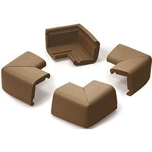 Prince Lionheart Jumbo Corner Guards (Chocolate)