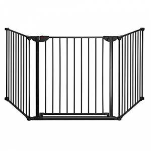 Reer Basic Barrier, 3-Piece Set to Protect Hazardous Areas of 78.5 cm - 207 cm, 46702