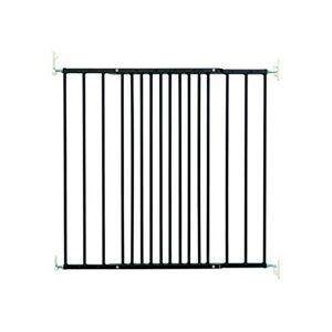 Baby Dan BabyDan Multidan Metal Gate Door/Stairs Black 106,862.5cm