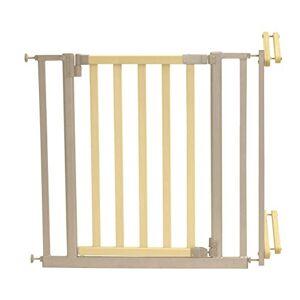 Roba Baumann Gmbh Stair Gate (Metal, Beech)