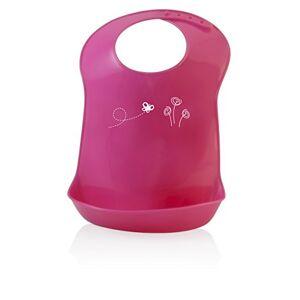 Miniland Adjustable Flexible Bib, Pink