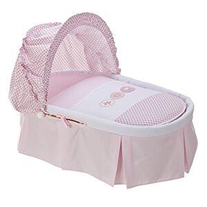 Bolín Bolón Bolin Bolon Bianca Moses Baby Blanket, Pink