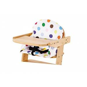 PINOLINO Cover for Highchair Step Chair cushion Dots
