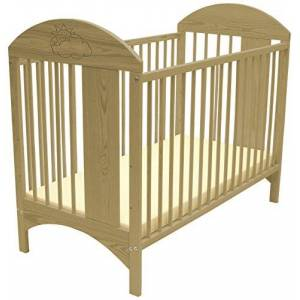 Grapi Lucas Cot Bed (Taupe)