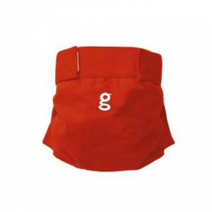 gNappies Good Fortune Red gPants, Medium (5-13 kg)
