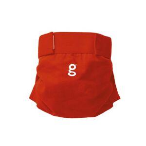 gNappies Good Fortune Red gPants, Medium (5-13 kg)