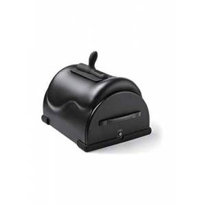The Cowgirl Premium Sex Machine Black, One Size