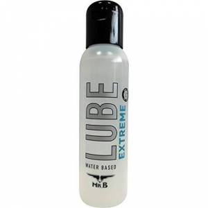 Mister B LUBE Extreme - Desensitising Water Based Lubricant, 250 ml