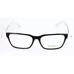 Salvatore Ferragamo Women's SF2790 Optical Frames, Black (Schwarz), 54.0