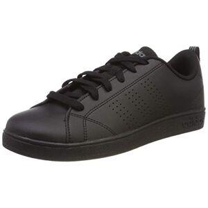 adidas Vs Advantage Clean, Unisex Kids' Vs Advantage Clean Tennis Shoes, Black (Core Black/core Black/onix), 3 UK (35.5 EU)
