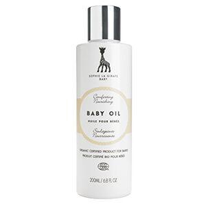 Sophie La Girafe Baby Baby Oil