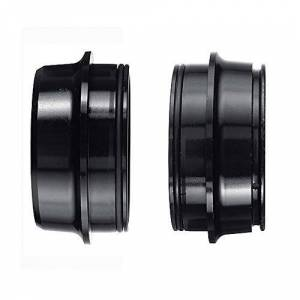 Campagnolo Torque System OS 30 Bottom Bracket Power Fit Integrated Cups - Black
