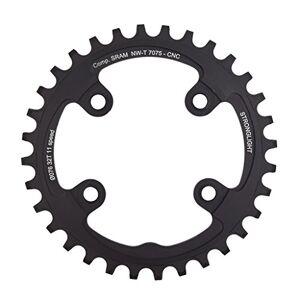 Stronglight Universal MTB Chainring, Black, 13x 13x 5cm