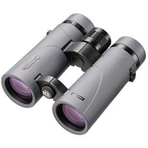 Bresser Pirsch ED 10x42 Waterproof Binoculars with Phase Coating - Grey
