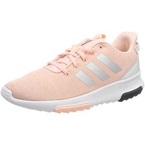 adidas Unisex Kids' Cloudfoam Racer Tr Trail Running Shoes, Orange (Hazcor/Silvmt/Ftwwht 000), 5 UK