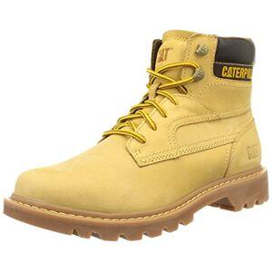 Cat Footwear Men's Bridgeport Ankle Boots, Yellow (Honey Reset), 11 UK