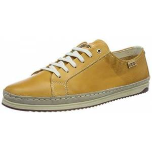 Pikolinos Leather Sneakers MOTRIL M1N Yellow