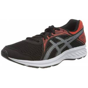 Asics JOLT 2 PS Running shoe, Black/Sheet Rock, K10 UK