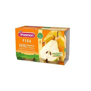 Plasmon Pear Meal Puree (2x104g)