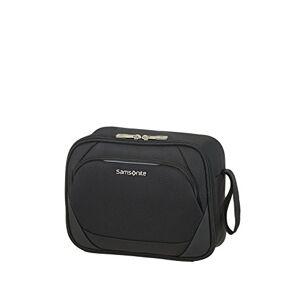 Samsonite Dynamore Toilet Kit Toiletry Bag, 28 cm, 6.5 liters, Black