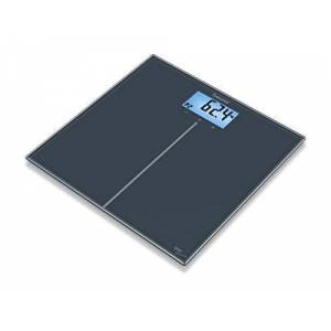Beurer GS280BMI Glass Bathroom Scales with Traffic Light BMI Indication