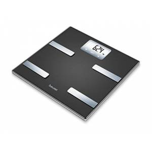 Beurer BF530 Diagnostic Bathroom Scales with Auto User Recognition
