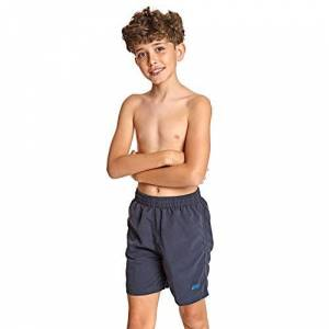 Zoggs Boys Penrith Shorts, Navy, 24 Inch, 8-9 Years, Small