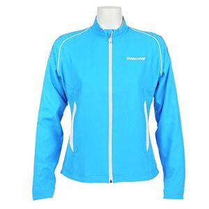 Babolat Match Core Ladies Tracksuit Jacket, Womens, Tracksuit Jacket Match Core Girl, turquoise, 15 years
